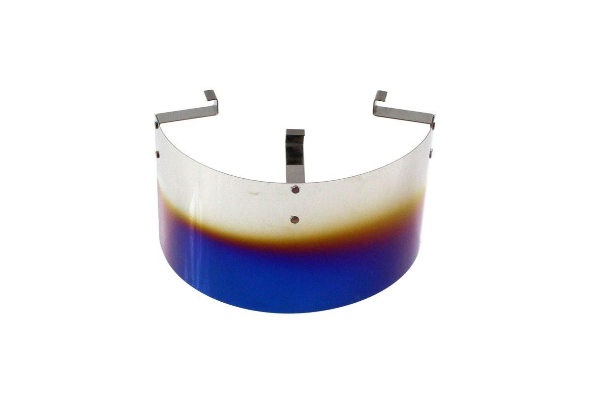 Osłona termiczna filtra TurboWorks Niebieska - GRUBYGARAGE - Sklep Tuningowy